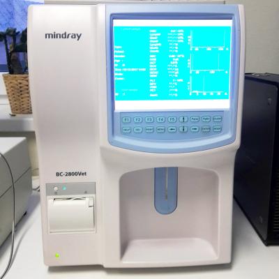 Hematologický analyzátor Mindray BC 2800vet